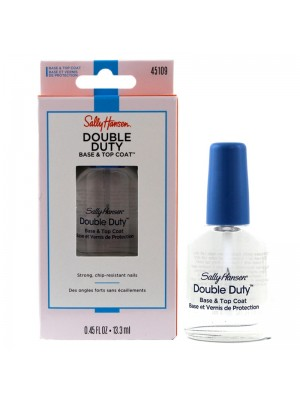 Wholesale Sally Hansen Double Duty Strengthening Base & Top Coat