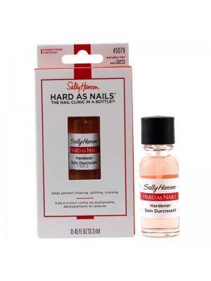 Wholesale Sally Hansen Hard As Nails Hardener - Natural Tint