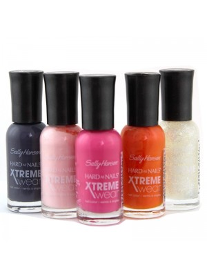 Wholesale Sally Hansen Hard as Nails Xtreme Wear Nail Polish - Assorted