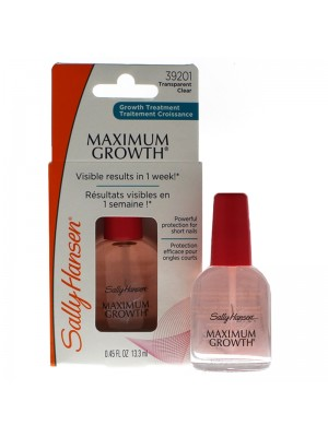 Wholesale Sally Hansen Maximum Growth Treatment - Clear