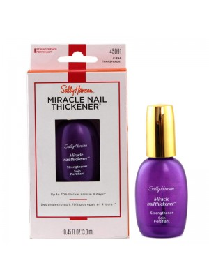 Wholesale Sally Hansen Miracle Nail Thickener - Transparent