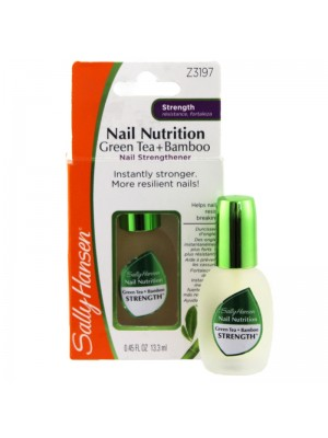 Wholesale Sally Hansen Nail Nutrition Green Tea+Bamboo Nail Strengthener