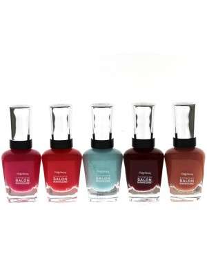 Wholesale Sally Hansen Salon Manicure Nail Varnish - Assorted