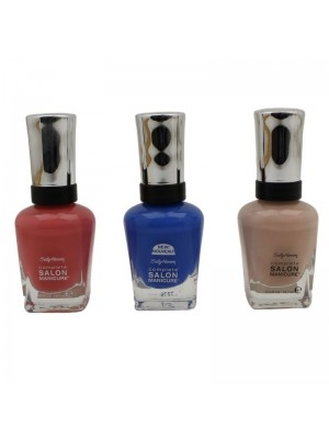Sally Hansen Complete Salon Manicure Nail Polish - Assorted Colours
