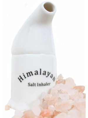 Wholesale Himalayan Salt Inhaler With Salt