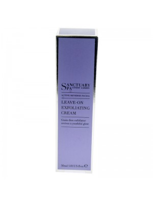 Sanctuary Spa  Leave -On Exfoliating Cream