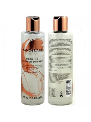 Wholesale Sanctuary Spa Cooling Shower Drench Gel-250ml