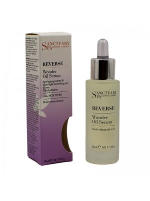 Sanctuary Spa Reverse Wonder Oil Serum- 30ml