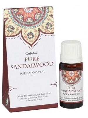 Wholesale Goloka Pure Aroma Oil - Pure Sandalwood
