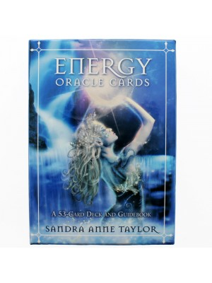 Sandra Anne Taylor Energy Oracle Cards
