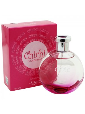 Wholesale Sapil Ladies Perfume - Chichi