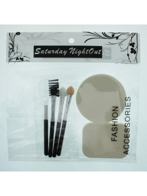 Saturday Night Out Makeup Brush Set