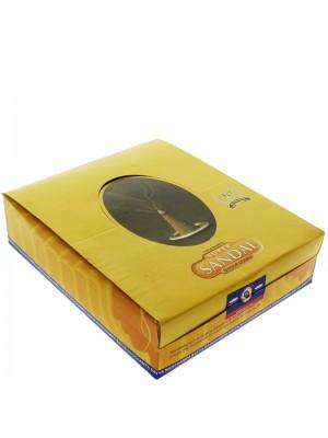 Satya Nag Champa Super Sandal -Dhoop Cones