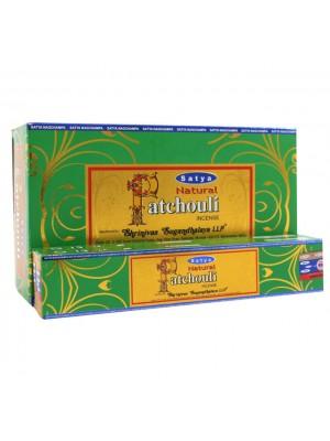 Satya Natural Incense Sticks - Patchouli