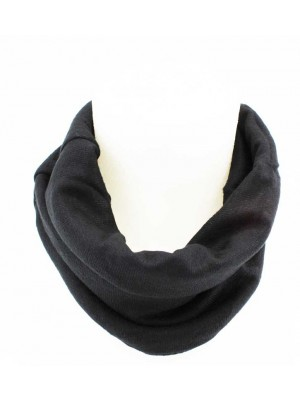 Wholesale Thermal Insulated Thinsulate Fleece Neck Warmer - Black