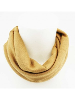 Wholesale Thermal Insulated Thinsulate Fleece Neck Warmer - Camel