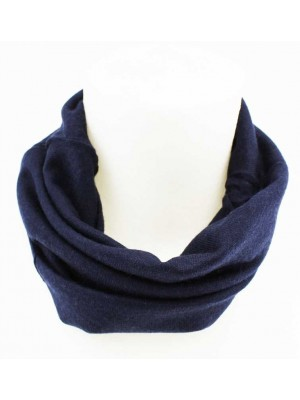 Wholesale Thermal Insulated Thinsulate Fleece Neck Warmer - Navy