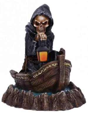 Scent of the Styx Grim Reaper Backflow Incense Burner - 16.6cm