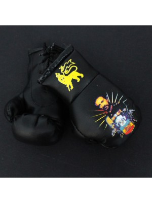 Mini Boxing Gloves - Selassie-Star