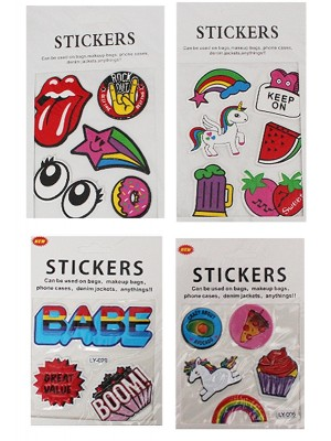 Self Adhesive Stickers - Assorted Designs