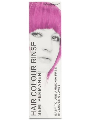 Wholesale Stargazer Semi-Permanent Hair Colour - Shocking Pink