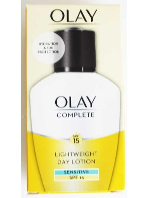 Olay Complete Lightweight 3in1 Moisturiser Day Fluid - Sensitive