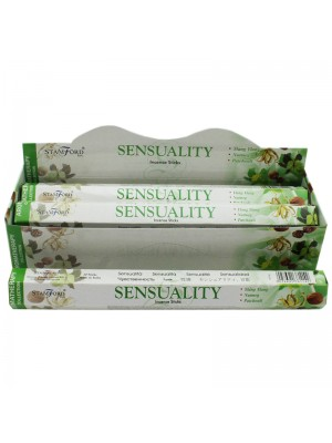 Stamford Hex Incense Sticks - Sensuality