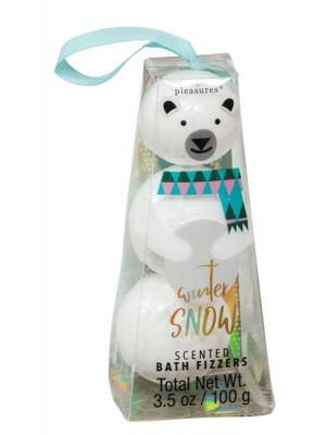 Wholesale Polar Bear Bath Fizzers (Pack of 3)
