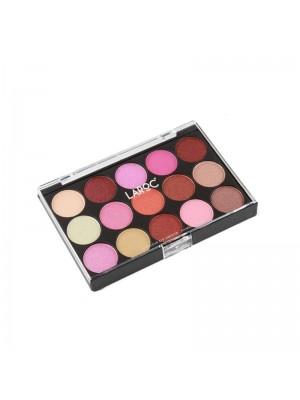 Wholesale Laroc 15 Colour Eyeshadow Palette -  Shimmer Tones