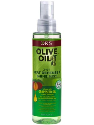 Wholesale ORS 2-in-1 Shine Mist and Heat Defense Hair Spray With Grapeseed Oil