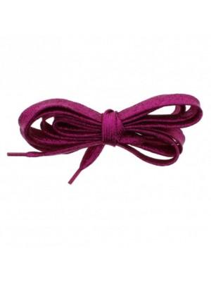 Shiny Lurex Shoelaces - Pink
