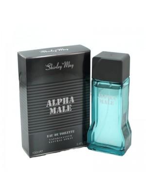Shirley May Mens Eau De Toilette - Alpha Male