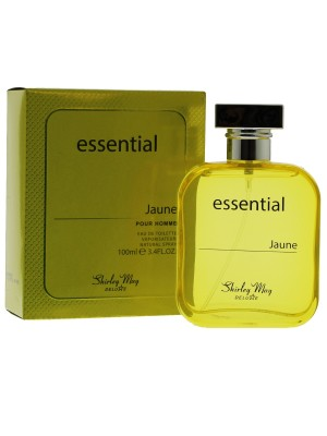 Shirley May Mens Eau De Toilette - Essential Jaune