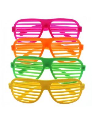 Shutter Glasses - Assorted Colours