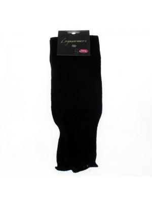 Silky Legwarmers - Black