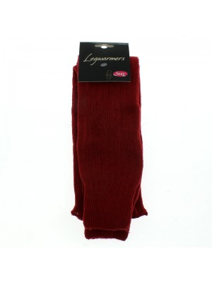 Silky's Legwarmers - Red