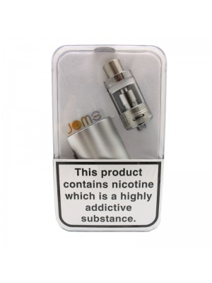 Wholesale Jomo Tech Lite 40S E-Cigarette - Silver