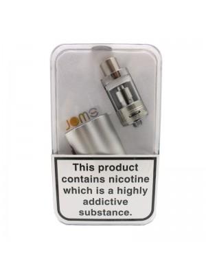 Wholesale Jomo Tech Lite 40S E-Cigarette - Silver