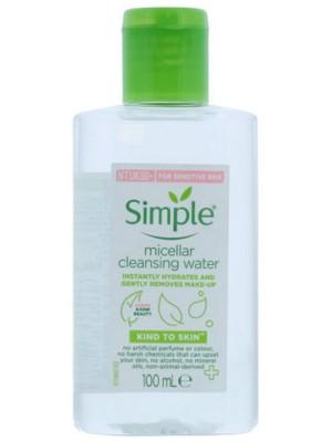 Simple Micellar Cleansing Water - 100ml