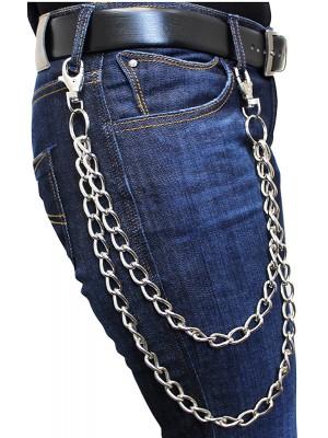 Single Metal Chain Heavyweight With Double Hooks