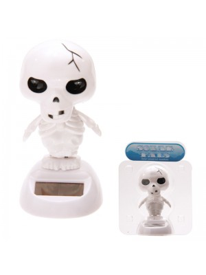 White Skeleton Solar Pal