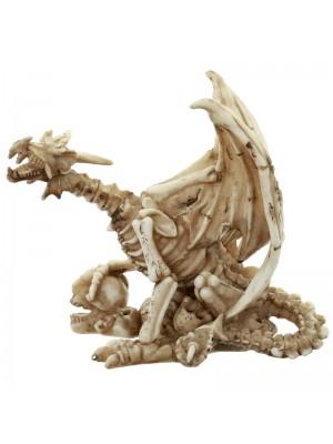 Skeleton Dragon Warrior - 18cm