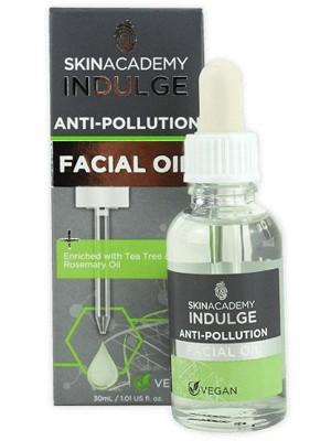 Wholesale Skin Academy Indulge Anti-Pollution Facial Oil - 30ml