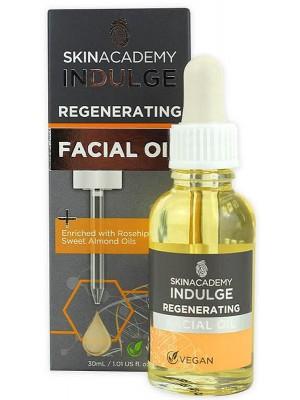 Wholesale Skin Academy Indulge Regenerating Facial Oil - 30ml