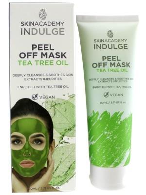 Skin Academy Peel Off Mask - Tea Tree Oil (80ml)