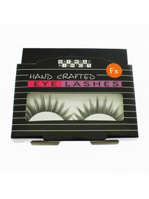 Saturday Nightout Hand Crafted Eye Lashes-FX