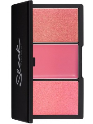 Sleek Blush by 3 Palette - Pink Lemonade