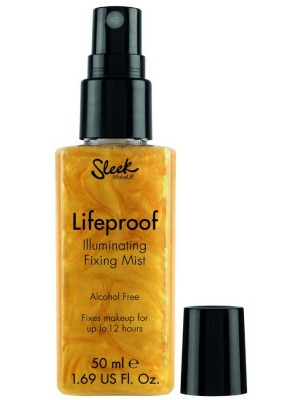 Wholesale Sleekp Makeup Lifeproof Illuminating Fixing Spray