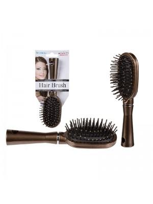 Small Plastic Hair Brush - 17cm