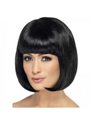 Partyrama Party Wig - Black